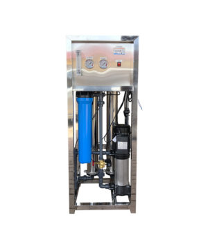 4000 GPD RO System   500 Litres Per hour Industrial RO System